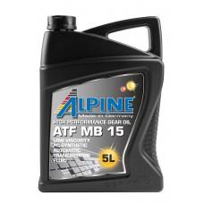 Alpine ATF MB 15, 5л