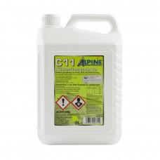 Alpine C11 Kuhlerfrostschutz Antifreeze жётлый, 5л