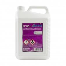 Alpine C12+ Langzeit-Kuhlerfrostschutz Antifreeze фиолетовый, 5л