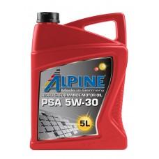 Alpine PSA 5W-30, 5л